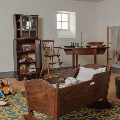 The Nursery At Monticello Thomas